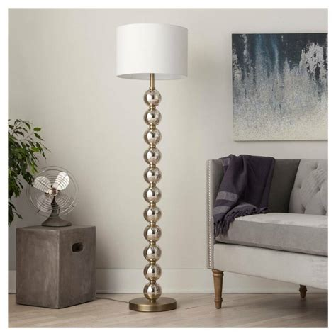 Stacked Ball Floor Lamp  Ebay.